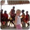 Enfants Maasais à Magadi (3)