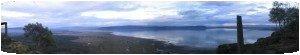 Panorama du lac Nakuru