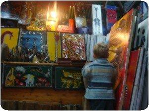 Mr Macho à Le Jacaranda (Arusha)