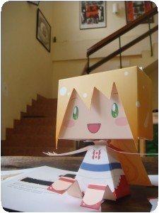 Murakami Doll