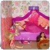 Maison poupée Barbie