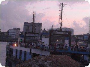 Mombasa - Likoni Ferry