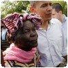 Obama et Mama Sarah