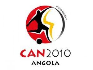 Logo de la CAN 2010