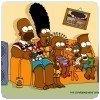 Les Simpsons africanisés