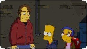 Fairey dans les Simpsons