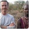 Edward Norton in Kenya