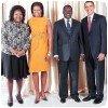 Odinga et Obama