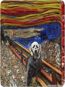 Scream/Le cri (Munch)