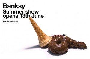 Banksy - Son summer show au Bristol City Museum