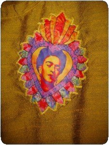 applique frida