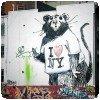 Banksy et ses rats à New York (2)