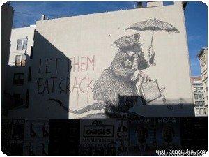 Banksy et ses rats à New York (3)