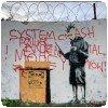 Banksy - IKEA Punk