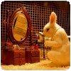 Mon beau lapin...
