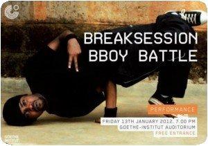 Breaksession BBoy Battle