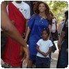 Beyonce & JayZ in Tanzania