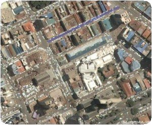 Biashara street à Nairobi
