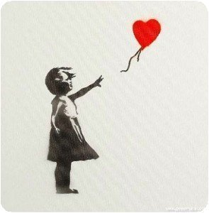 Balloon Girl (La fille au ballon)