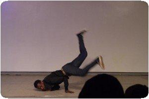 Breakdance session - Nairobi, Kenya