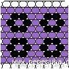 Brick stitch exemple