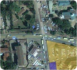 Croisement du Yaya Center, Nairobi