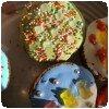 Cupcakes détail