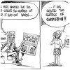 Gado - Kofi Annan et corruption au Kenya