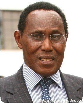 George Saitoti