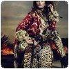 Gisele Brundchen en léopard