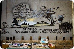 Graffiti Kenya