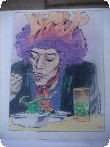 Hendrix - Doodle