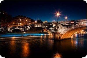 JR - Expo à Paris