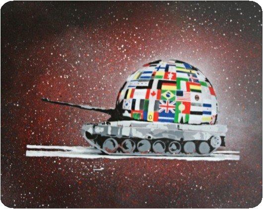 World at war par K74 (LA)