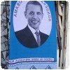 Le kanga Barack Obama