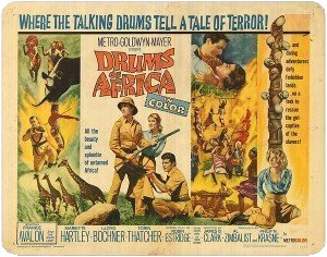 Kenya Africa Movie - Drums of Africa