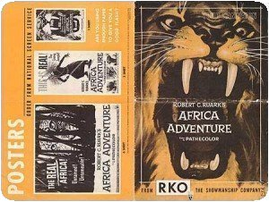 Africa Adventure (1954) - Kenya Africa Movie