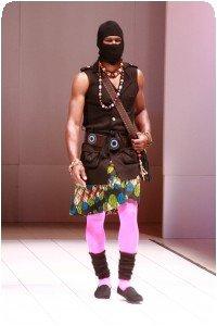 African Fashion Week New York