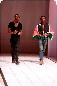 African Fashion Week New York - Blackbird Jean