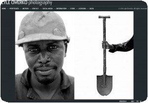 Lyle Owerko - Kenya Drilling Crew