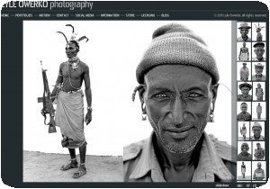 Lyle Owerko - The Samburu