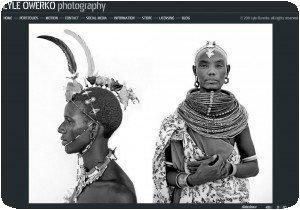 Lyle Owerko - The Samburu