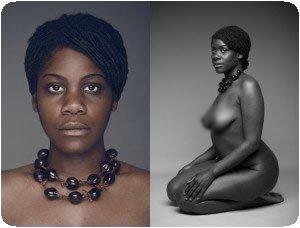 Maxim Vakhovskiy - African women