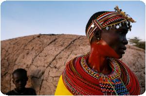 Nadia Ferroukhi - Les femmes de Tumai (Kenya)