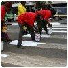 Repeindre les rues de Nairobi