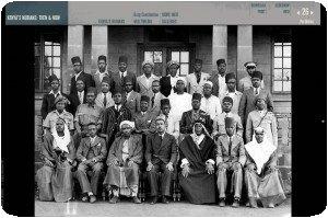 Les nubiens du Kenya (avant)
