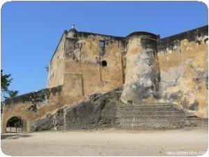 Le fort Jesus