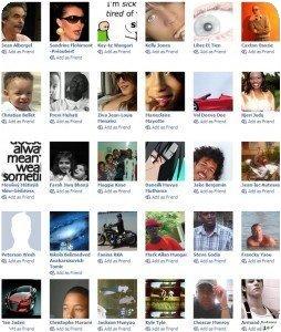 Quelques parisiens vivant à Nairobi (et sur Facebook)