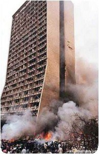 Attentat à Nairobi - 7 août 1998