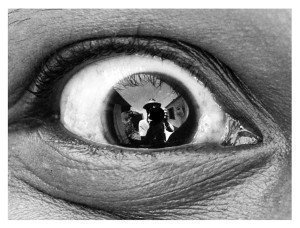 Self Portrait in a Woman's Eye, Kenya